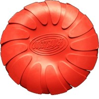 Love 'n' Care Doggy Saucer - Big Rubber Frisbee For Dog