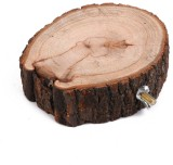 Magideal Wooden Tough Toy For Bird