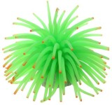 Creative Spinach Green Sea Anemone Silic...