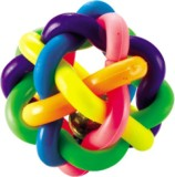 All4pets Rubber Ball For Dog