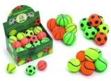 Karlie Neon Assorted Ball For Dog