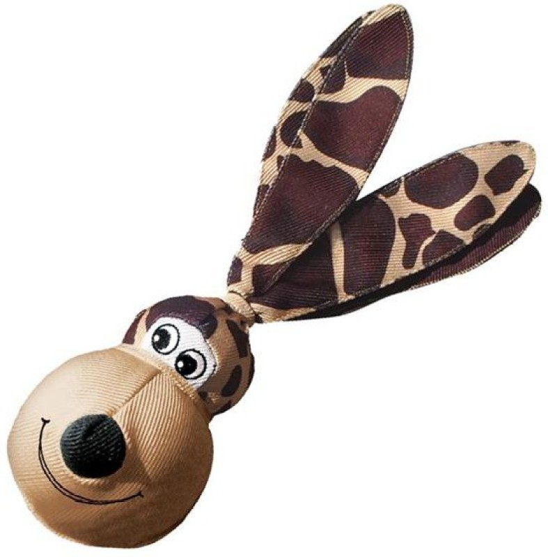 Kong Large Floppy Ear Wubba Soft Toy For Dog