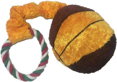 Super Dog Plush Toy Basketball Wool Plush Toy For Dog