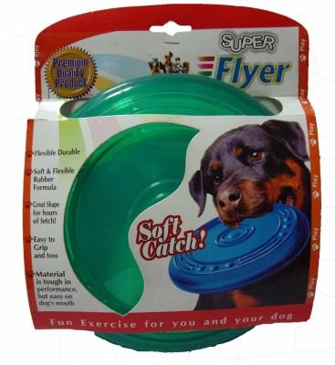Super Dog Rubber Fetch Toy For Dog