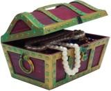 Penn-Plax Aquarium Ornament Treasure Che...