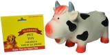 Glenand Latex Stuffed Grunter Cow Squeak...