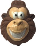 Karlie Monkey Squeaky Toy For Dog