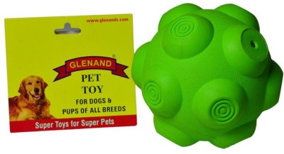 Glenand Rubber Bouncy Squeaky 4.5 GI021 Ball For Dog