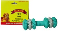 Glenand Dental Dumbell Rubber Toy For Dog