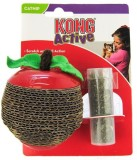 Kong Scratch Apple Fetch Toy For Cat