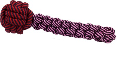 Snug Hug Rope Lollypop Small Nylon Chew Toy For Dog