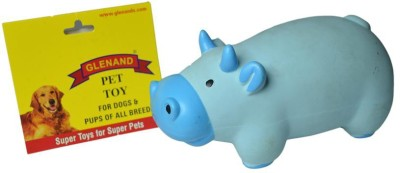 Glenand Latex Stuffed Grunter Cow Squeaky Toy For Dog
