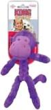 Kong Braidz Fuzz Monkey Soft Toy For Dog