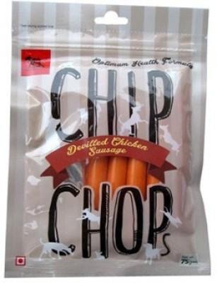 Chip Chop Chicken Sausages Chicken Dog Treat