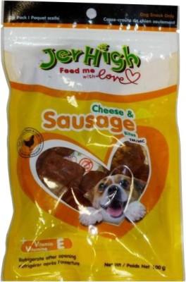 JerHigh Sausage Cheese Dog Treat