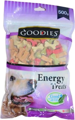 Goodies Energy Treats Cut Bone Vegetable Dog Treat