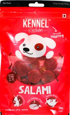 Kennel Kitchen Salami Pet Chicken Dog Treat