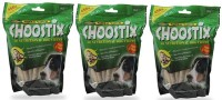Choostix Natural Dog Treat(450 g, Pack of 3)