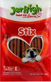 JerHigh Stix Chicken Dog Treat (100 g, P...