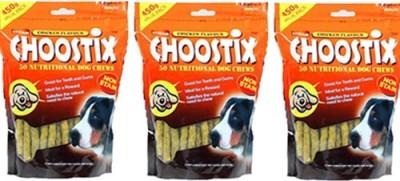 Choostix Treat Chicken Dog Treat