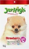 Jerhigh Strawberry Chicken Dog Treat (70...