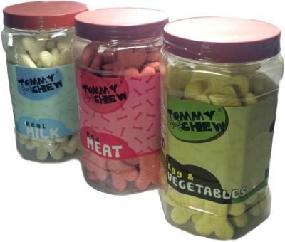 TommyChew Funchies Milk, Lamb, Vegetable Dog Treat