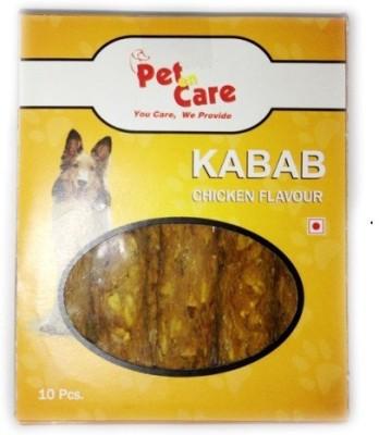 Pet En Care Kabab Chicken Chicken Dog Treat
