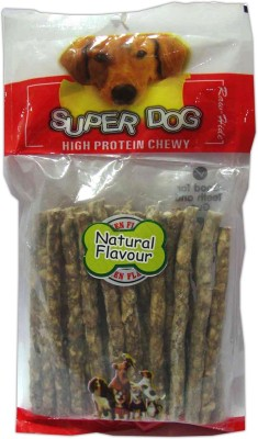 Super Dog Munchy Sticks Natural 25 Pieces Dog Treat