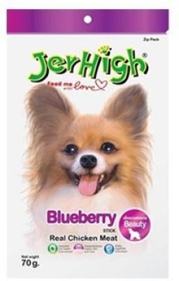 Jerhigh Blueberry Chicken Dog Treat