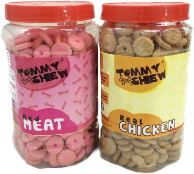 TommyChew Tommychew baked cookies for puppy(lamb+chicken) Chicken, Lamb Dog Treat