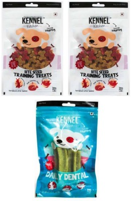 Kennel Kitchen KKcombotreats2 Chicken Dog Treat