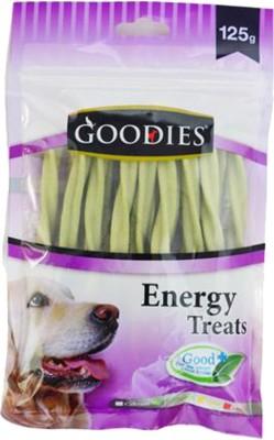 Goodies Goodies Energy Treats Chorophyll Vegetable Dog Treat