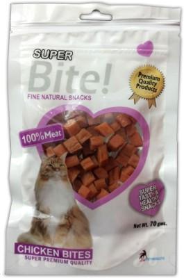 Super Bite Bites Chicken Cat Treat