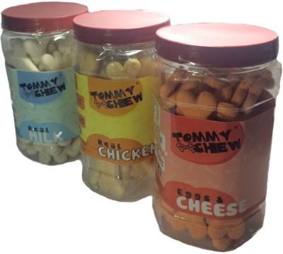 TommyChew Funchies Milk, Chicken, Cheese Dog Treat