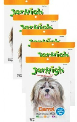 Jerhigh Carrot Combo Chicken Dog Treat