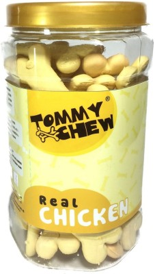 TommyChew funchies Chicken Dog Treat(500 g, Pack of 45)
