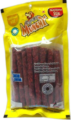 Super Dog Munchy Sticks 25 Pieces Lamb Dog Treat