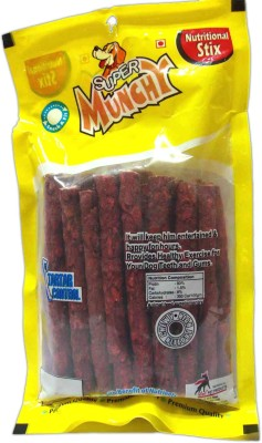 Super Dog Munchy Sticks 10 Pieces Lamb Dog Treat