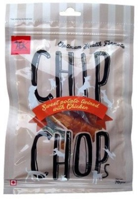 Chip Chop Sweet Potato Chicken Chicken Dog Treat