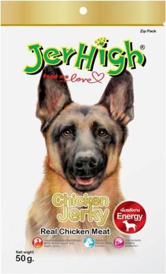 JerHigh Jerky Chicken Dog Treat