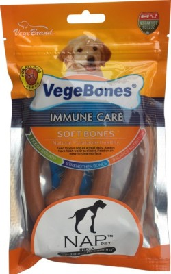 Nappets India Immune Care Bones Chicken Dog Treat