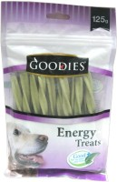 Goodies Green Energy Chlorophyll Treat NA Dog Treat(125 g, Pack of 4)