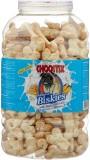 Choostix Biscuit Milk Dog Treat (1 kg, P...