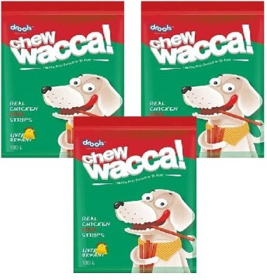 Drools Chewwacca Liver Dog Treat