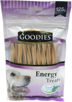 Goodies Liver Twisted Energy Treat Liver Dog Treat
