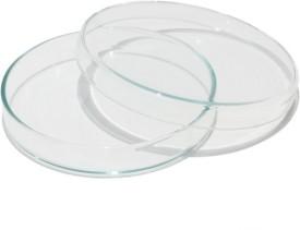 DULAB Glass Reusable Petri Dish(195 mm Pack of 1)
