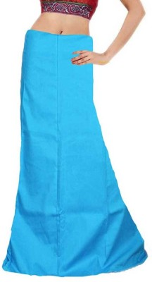 Paras ent sky blue Cotton Petticoat
