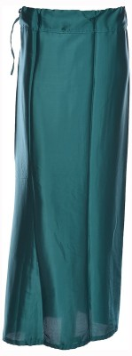 MSM mmPeacockGreenL Satin Petticoat