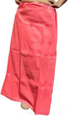 New Life Enterprise Hath0859-Deep Pink Cotton Petticoat