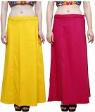 eFashionindia Yellow_Pink Cotton Pettico...